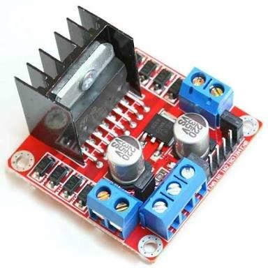 41dDgwwWlGL   L298 Motor Driver Module Dual H Bridge DC Stepper for Arduino