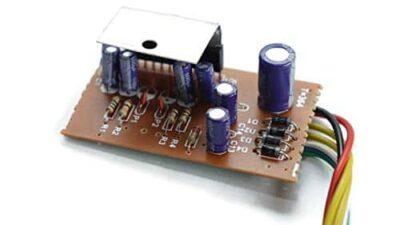 41kgAryoHRL   6283 Single IC Stereo Circuit Board for Amplifier