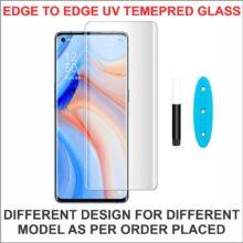UV TEMEPRED GLASS